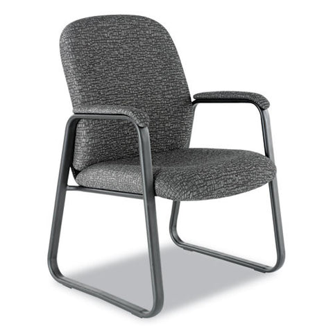 Alera Genaro High-Back Guest Chair ALEGE43FC40B,  (UPC:042167385934)