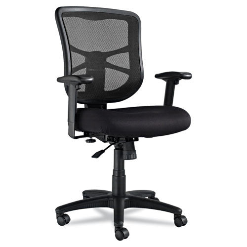 Alera Elusion Series Mesh Mid-Back Swivel/tilt Chair ; UPC: 42167385996