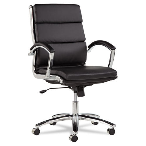 Alera Neratoli Series Mid-Back Swivel/tilt Chair ; UPC: 42167392130
