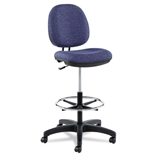 Alera Interval Series Swivel Task Stool ALEIN4621,  (UPC:042167392055)