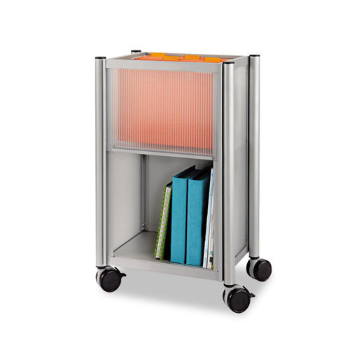 Safco Impromptu Mobile Storage Center SAF5376GR, Gray (UPC:073555537635)