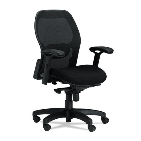 Mayline Mercado 3200 Executive Chair MLN3200, Black (UPC:760771936235)