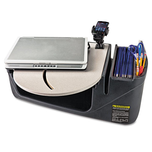 AutoExec RoadMaster 03 Laptop Auto Desk AUE39000, Gray (UPC:744870390006)
