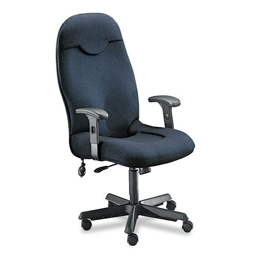 Mayline Ortho Comfort Executive High-Back Chair MLN9413AG2110, Gray (UPC:760771004873)