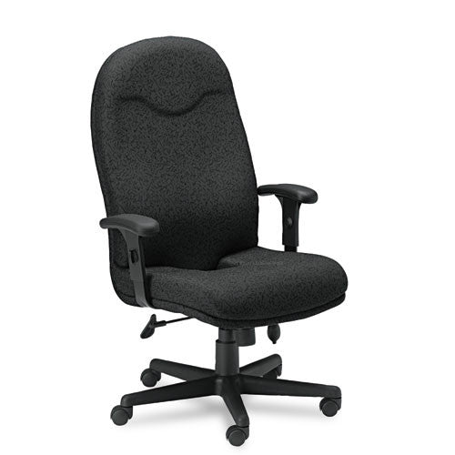 Mayline Comfort 9413AG High Back Executive Chair MLN9413AG2113, Black (UPC:760771882792)
