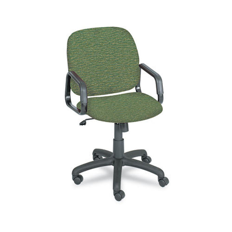 Safco Cava Urth High Back Chair SAF7045GN, Green (UPC:073555704570)
