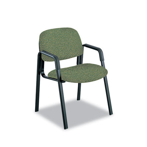 Safco Cava Urth Series Straight Leg Guest Chair SAF7046GN, Green (UPC:073555704679)