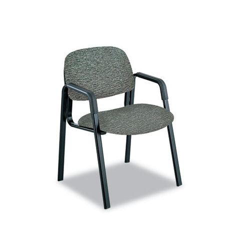 Safco Cava Urth Series Straight Leg Guest Chair SAF7046GR, Gray (UPC:073555704631)