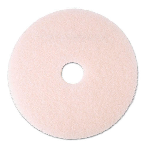 3M Eraser Burnish Pad 3600 ; (048011258584); Color:Pink