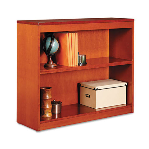 Alera Square Corner Wood Bookcase ; UPC: 42167100186
