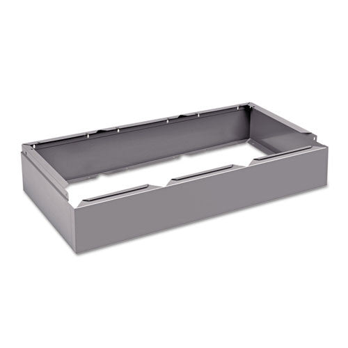 Tennsco Closed Locker Base TNNCLB3618MG, Gray (UPC:044767130099)