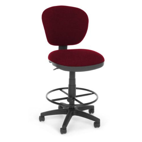 OFM Lite Use Computer Task Stool with Drafting Kit ; UPC: 845123011911
