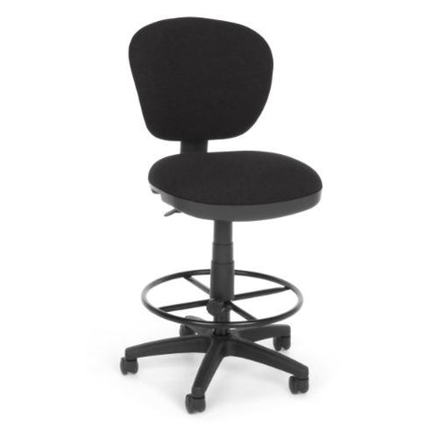 OFM Lite Use Computer Task Stool with Drafting Kit ; UPC: 845123011928