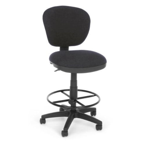OFM Lite Use Computer Task Stool with Drafting Kit ; UPC: 845123011935