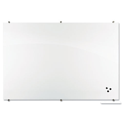 Best-Rite Visionary Magnetic Glass Board (703673838429)