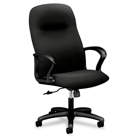 HON Gamut Executive High-Back Chair in Black ; UPC: 089191877806