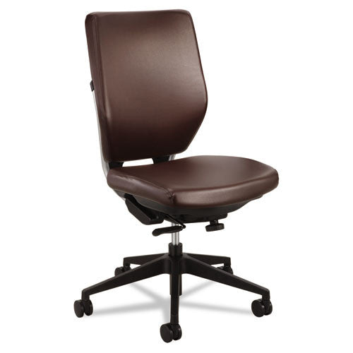 Safco Sol Task Chairs SAF7065BR, Brown (UPC:073555706581)