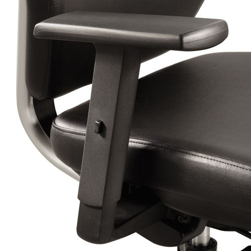 Safco Sol Task Chair Arm Kit SAF7064BL, Black (UPC:073555706420)