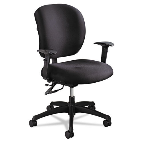 Safco Alday 24/7 Task Chair SAF3391BL, Black (UPC:073555339123)
