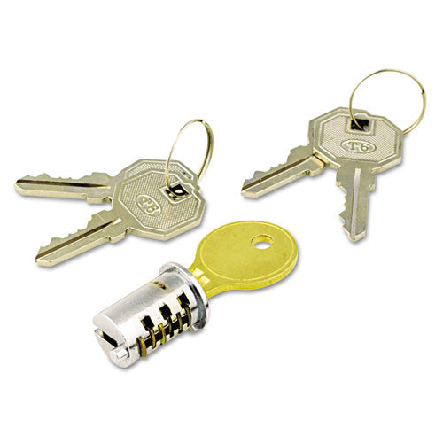 Alera Key-Alike Lock Core Set ; UPC: 42167400736
