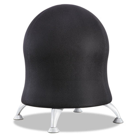 Safco Zenergy Ball Chair ; Black ; SAF7450BL