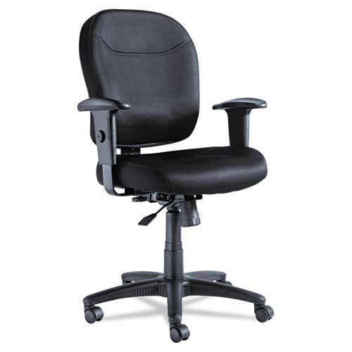 Alera eOfficeDirect Series Mesh Mid-Back Chair