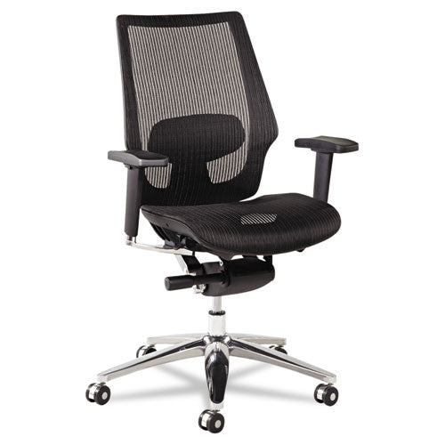 Alera K8 Series Ergonomic Multifunction Mesh Chair ALEKE4218,  (UPC:042167392208)