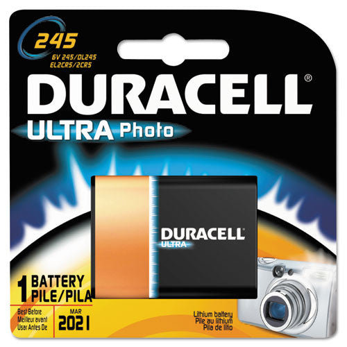 Duracell Lithium Camera Battery ; (041333124100)