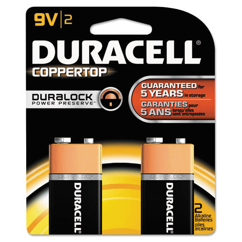 Duracell MN1604B2Z Alkaline General Purpose Battery ; (041333216010)