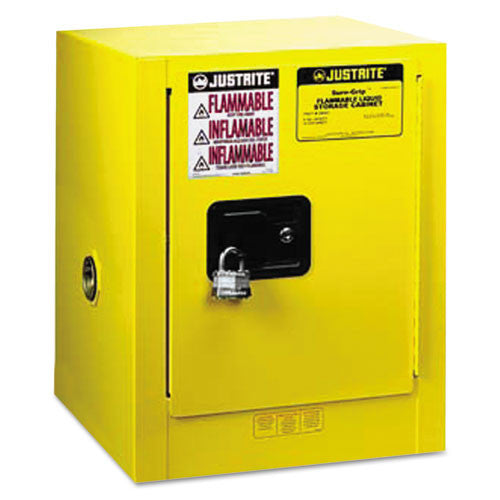 JUSTRITE Sure-Grip EX Safety Cabinet JUS890400,  (UPC:000000000000)