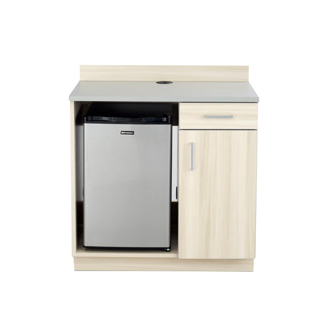 Safco Products Hospitality Appliance Base Cabinet 1705VS(Image 9)