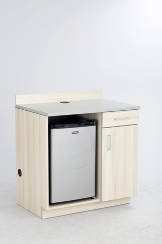 Safco Products Hospitality Appliance Base Cabinet 1705VS(Image 5)
