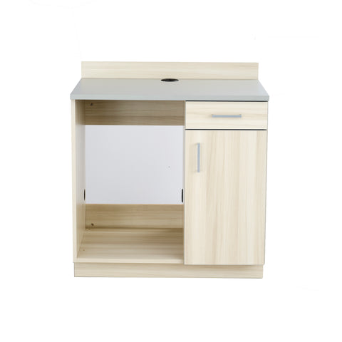 Safco Products Hospitality Appliance Base Cabinet 1705VS(Image 8)