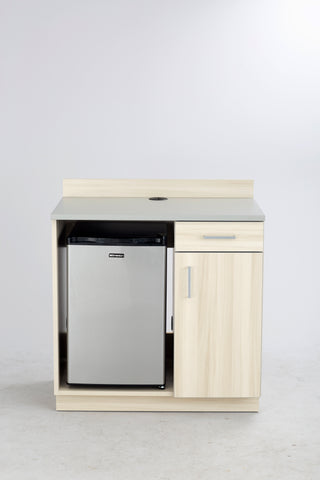 Safco Products Hospitality Appliance Base Cabinet 1705VS(Image 3)