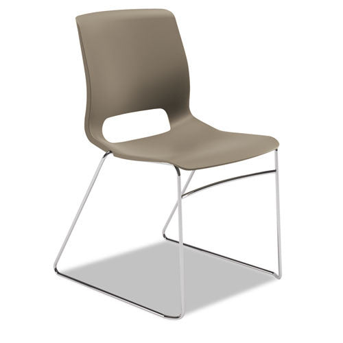 HON Motivate High-Density Stacking Chair in Shadow ; UPC: 791579333025