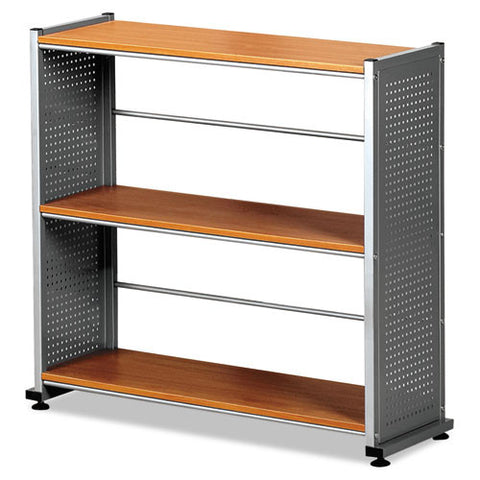 Mayline Eastwinds 993 Accent Bookcase MLN993MEC, Cherry (UPC:760771644819)