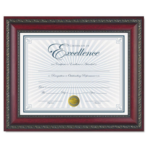 Dax Gold Accent WORLD CLASS Document Frame ; (076795303046)