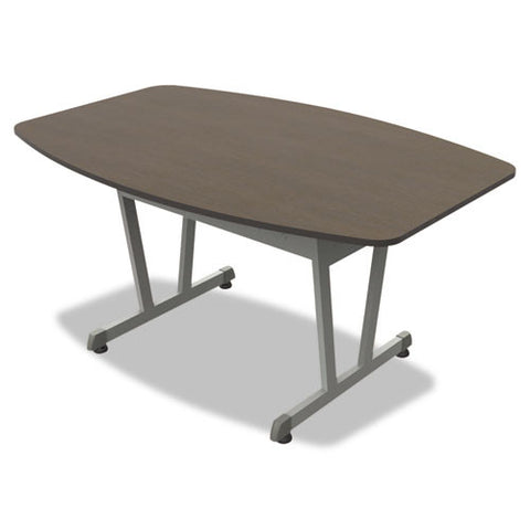 Linea Italia Trento Line Conference Table LITTR724MOC,  (UPC:712820707242)
