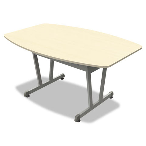 Linea Italia Trento Line Conference Table LITTR724OAT,  (UPC:712820887241)