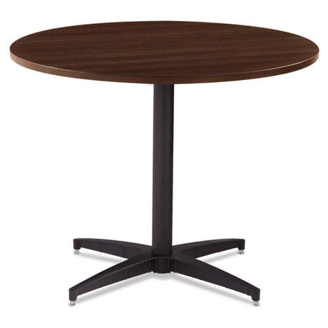 Iceberg OfficeWorks Round Table Tops with Square Edge ICE69152,  (UPC:674785691526)