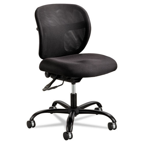 Safco Vue Intensive Use Mesh Task Chair SAF3397BL, Black (UPC:073555339727)