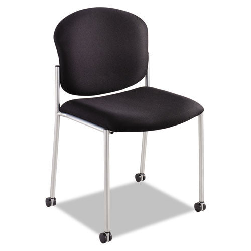 Safco Diaz Guest Chair SAF4194BL, Black (UPC:073555419429)