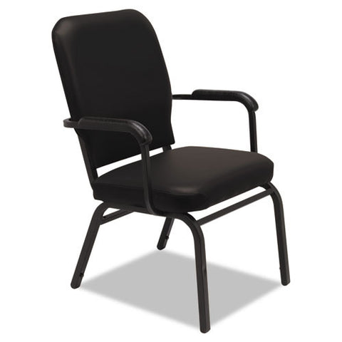 Alera Oversize Stack Chair with Fixed Padded Arms ALEBT6516,  (UPC:042167960278)