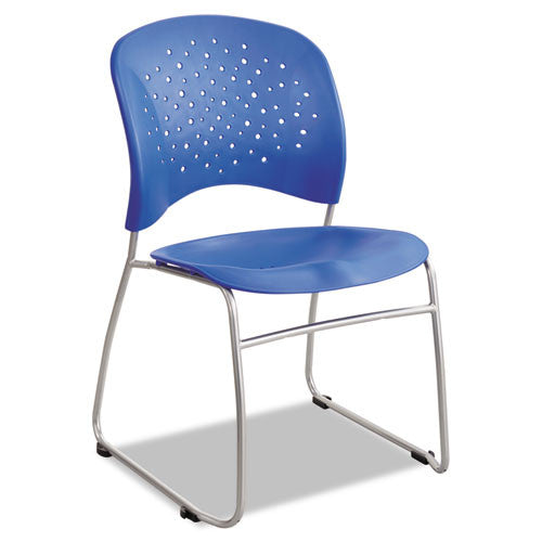 Safco Reve Guest Chair with Sled Base SAF6804LA,  (UPC:073555680454)