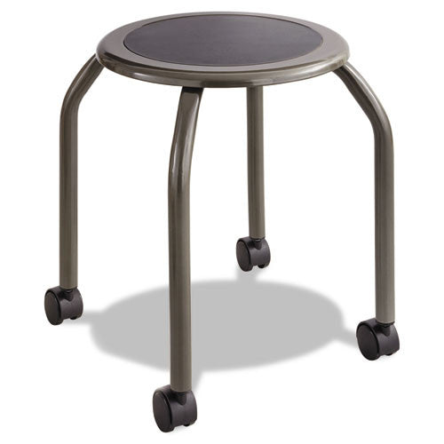 Safco Diesel Stool Trolley SAF6667, Gray (UPC:073555666700)
