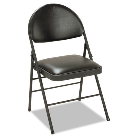Cosco XL Folding Chairs CSC60973BLK4,  (UPC:044681601835)