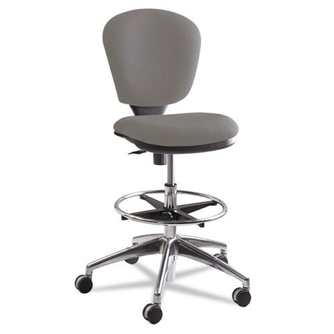Safco Metro Extended Height Chair SAF3442GR, Gray (UPC:073555344233)