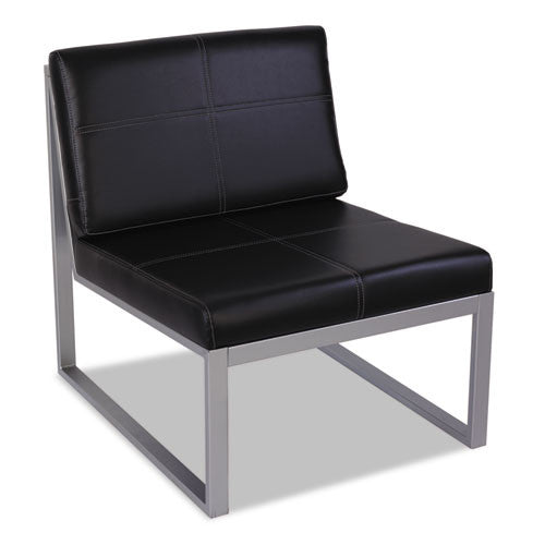 Alera Ispara Series Armless Chair ALERL8319CS,  (UPC:042167392338)