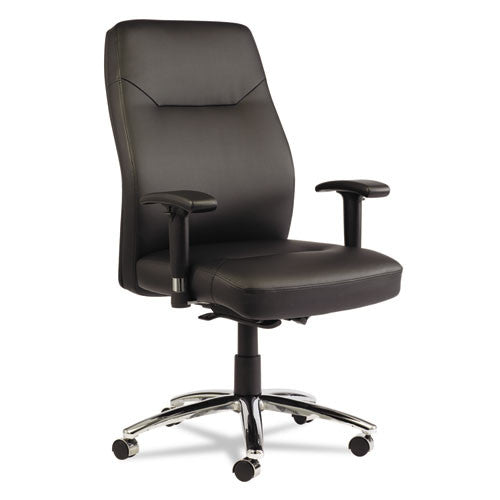 Alera Lc Leather Series Self-Adjusting Chair ; UPC: 42167392352