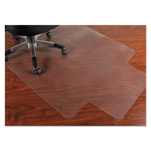 Mammoth Office Products PVC Chair Mat MPVV4553LHF,  (UPC:852946003122)